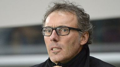 Laurent Blanc's side can move back to the top of Ligue 1 against Metz