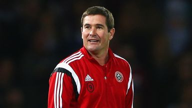 Nigel Clough: Sheffield United manager nominated for League One award