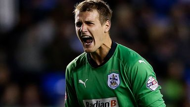 Alex Smithies: Has played over 250 games for Huddersfield