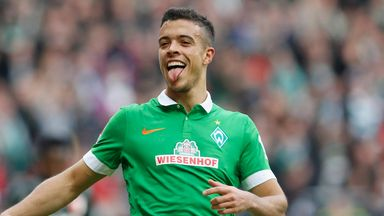 Franco Di Santo: Secured three points from the penalty spot