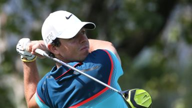 Rory McIlroy: Dropped only two shots in the entire tournament