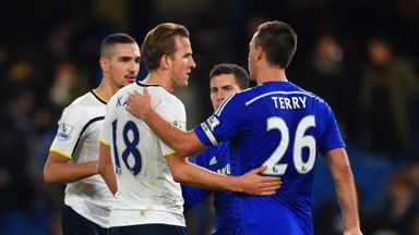 Tottenham face Chelsea in the Capital One Cup final on Sunday