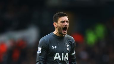 Hugo Lloris: Says work ethic key to Tottenham