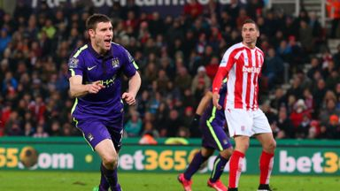James Milner: Urged to remain at City beyond the summer