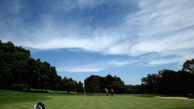Joburg Open at Royal Johannesburg and Kensington Golf Club