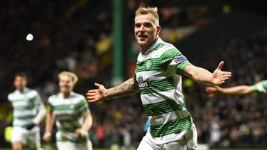 John Guidetti: Has scored 14 goals on loan at Celtic this season
