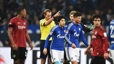 Klaas-Jan Huntelaar: Handed six-game ban, subject to appeal