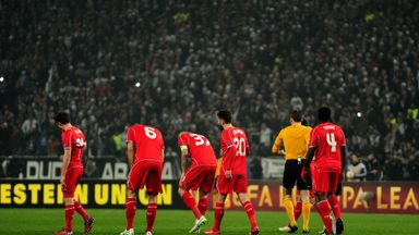 English clubs in Europe: Liverpool and Tottenham were both knocked out of the Europa League on Thursday night