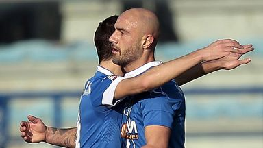 Massimo Maccarone: On target in draw against Parma
