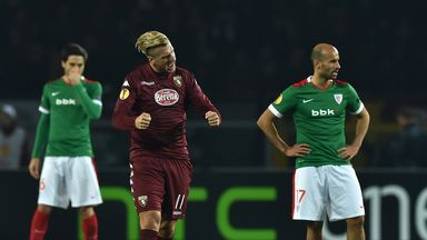 Maxi Lopez: Double for Palermo