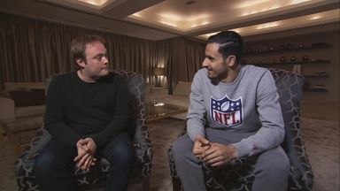 Nacer Chadli: Spoke to Soccer AM ahead of cup final