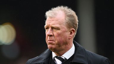 Steve McClaren: His reign at Derby could be close to an end
