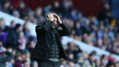 Tim Sherwood: Talking Premier League survival