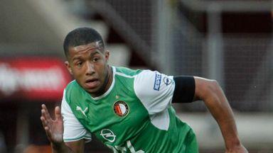 Tonny Vilhena: Has been frustrated at Feyenoord, says Ronald Koeman