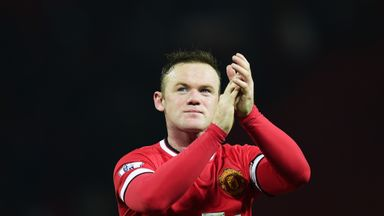 Wayne Rooney: Manchester United skipper wants to see reaction