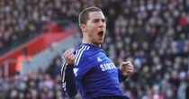 Eden Hazard: Has had an outstanding season for Chelsea