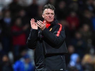 Louis van Gaal: Warned by the FA