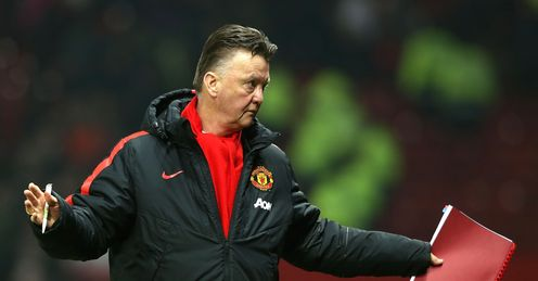 Louis van Gaal: Defends United's style of play this season
