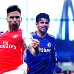 Harry Kane, Olivier Giroud and Diego Costa: Who's best?
