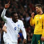Danny Welbeck: England's star performer against Lithuania