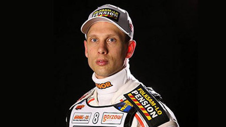 Andreas Jonsson will lead the Hammers charge in 2016