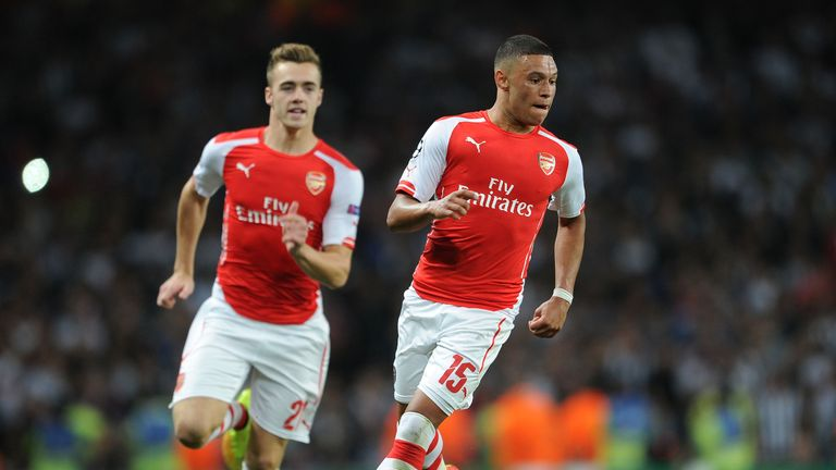 Alex Oxlade-Chamberlain: Injuries have affected his progress this season