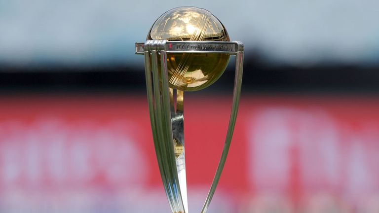 The World Cup trophy is back in the hands of newly crowned champions Australia