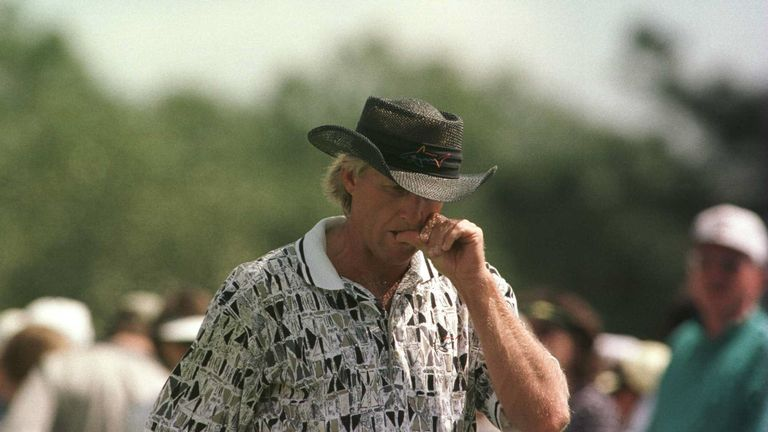 Greg Norman offers no excuses for his final-day horror-show in 1996