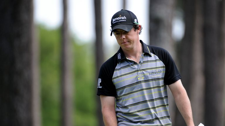 Rory McIlroy reflects on where it all went wrong in 2011