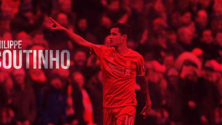 The Making Of Philippe Coutinho How Liverpool's Brazilian