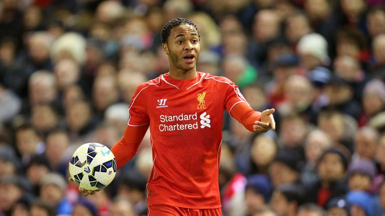 Raheem Sterling: Would love the Kop to make up chant for him