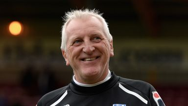 Ronnie Moore: Hugill should have claimed goal