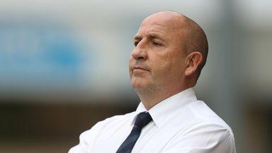 John Coleman has a fully-fit Accrington squad