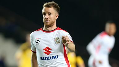 Dean Bowditch: Extends MK Dons stay