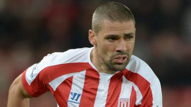 Norwich have had a £2m bid for Stoke City striker Jonathan Walters turned down