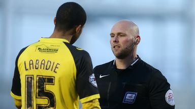 Joss Labadie: Could feature despite FA charge