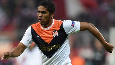 Douglas Costa: Joins Bayern after five years with Shakhtar