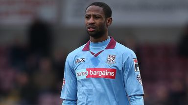 Janoi Donacien: Previous loan spell with Tranmere