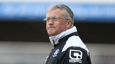 Micky Adams: Impressed by loan debutant