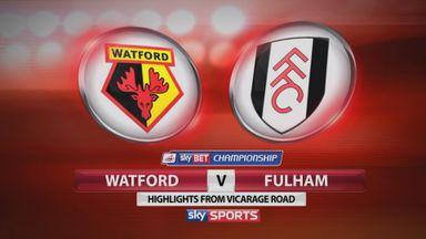 Watford 1-0 Fulham