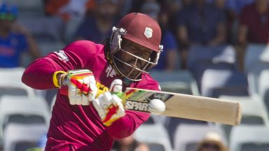 Chris Gayle will be sidelined until December