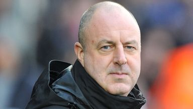 Keith Hill: Hits out at Oldham