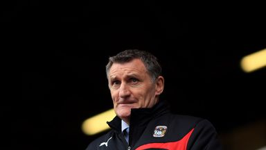 Tony Mowbray: Handed Kelly-Evans his contract