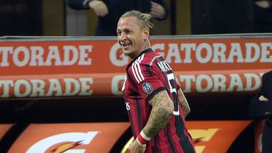 Philippe Mexes: Defender has signed a new deal at AC Milan