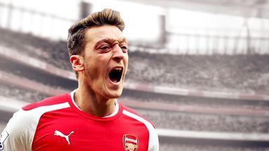 Mesut Ozil: Confident of success next season
