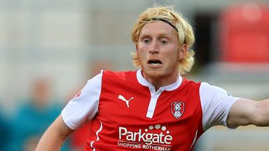 Ben Pringle: Offered new deal by Rotherham United