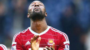 Carlton Cole: West Ham striker faces uncertain coming months