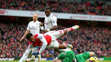 Chuba Akpom: Arsenal striker joining Nottingham Forest on loan