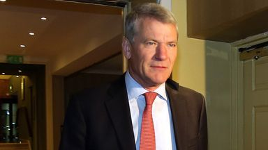 David Gill: FA vice-chairman rejects FIFA role after Sepp Blatter is re-elected