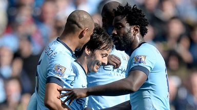 Manchester City: would need to reduce number of overseas players to meet proposed new rules